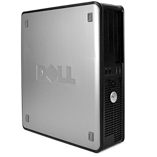 Dell Desktop Computer Package with WiFi, Dual Core 2.0GHz, 80GB, 2GB, Windows 10 Professional, 17'' Monitor Brands may vary (Certified Refurbished) by Dell (Image #1)