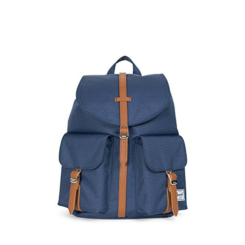 Tan Multicolore Peacoat Leather Synthetic Small Herschel X Dawson IPqw7xS4