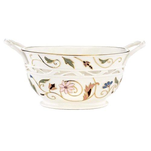 Lenox Gilded Garden Basket