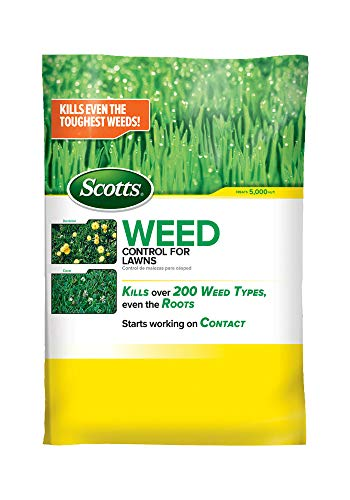 Scotts Weed Control for