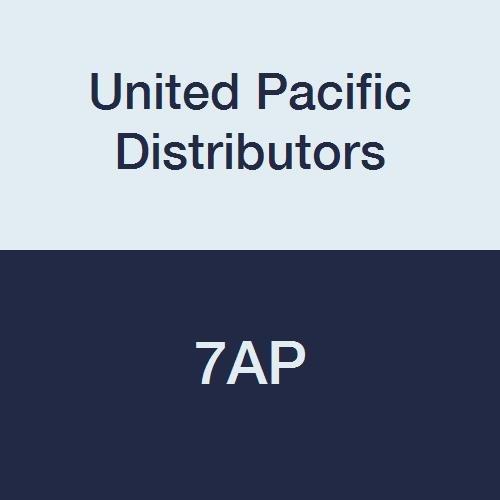 3//4 3//4 United Pacific Distributors 7AP Polypropylene Male Adapter x Female NPT