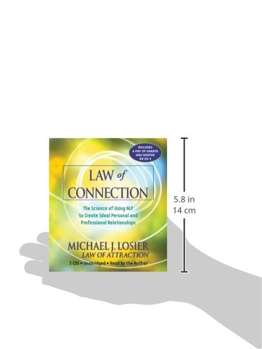 Law of Connection: The Science of Using NLP to Create Ideal ...