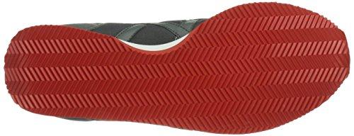 ASICS Sakurada - Zapatos para correr de material sintético unisex gris - Grau (DARK GREY/GREY 1611)