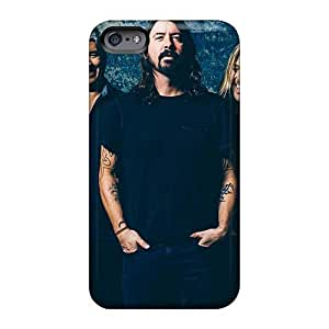 Durable Hard Cell-phone Cases For Iphone 6 (yyP841SYnm) Allow Personal Design High Resolution Foo Fighters Series