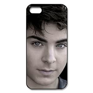 Zac Efron Custom Printed Design Durable Case Cover for Iphone 5 5S