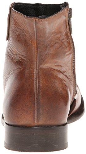 Hudson - Botas para hombre marrón canela