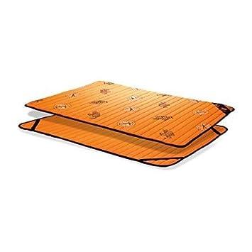 DXIII DELUXE13 Topper para Colchón viscolástico | Cubre Colchon viscolástico | Base Magnética Terapeutica para Colchón | Topper Magnético para colchón ...