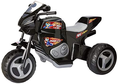 Moto Max Turbo 6V Magic Toys Preta