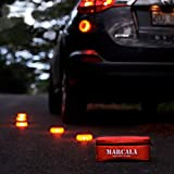 MARCALA LED Road Flares 6-Pack | The Only Roadside