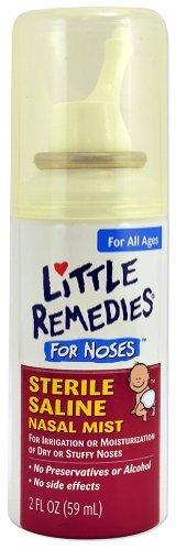 Little Remedies Little Noses Saline Mist   2 Oz  Size 2 Oz By Little Remedies