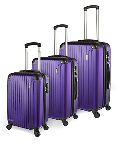 TravelCross Columbia Luggage Lightweight Spinner product image
