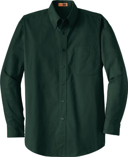 Cheap CornerStone - Long Sleeve SuperPro Twill Shirt. free shipping