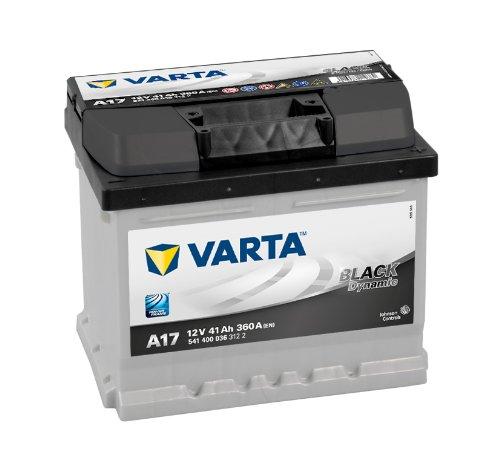 A17 - Varta Black Dynamic Car Battery (063):