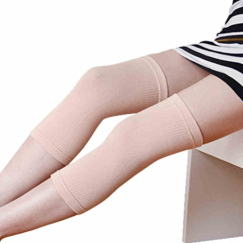Ultrathin Kneepad spring Warmer knee Articulation Bamboo Cha