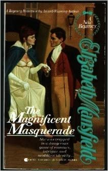 The Magnificent Masquerade by Elizabeth Mansfield (1987-09-01)