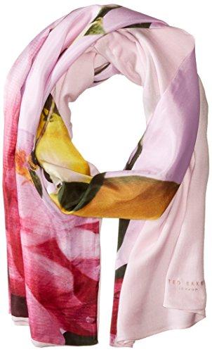 61de05408 Ted Baker London Women s Calan Citrus Bloom Split Scarf