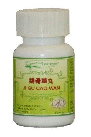 Chinese Medicine Herbs / Ji Gu Cao Wan / Item# N098 one (Cao Wan)