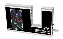 MeterTo Spectrum Transmission Meter LS183 Glass Light Transmission Spectrum UV 365nm Visible Light 380nm-760nm IR 940nm Thickness< 47mm