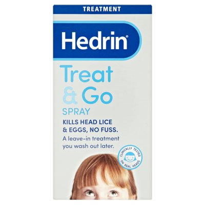 Hedrin 60 ml Treat and Go Spray Thornton and Ross Limited 057118