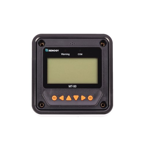 Tracer Meter MT-50 for Commander Charge Controller with LCD Display