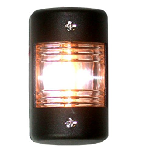 Navigationslampe vertikale Montage Hecklicht (weiß) ca 60 x 100 mm 12V