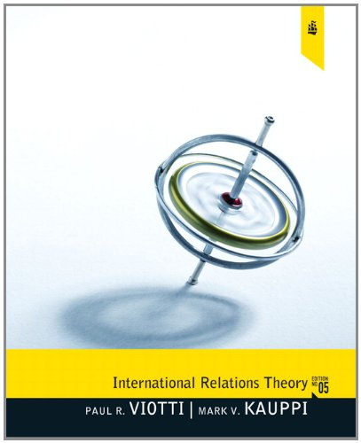 International Relations Theory 5th Edition