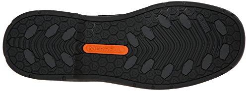 Merrell zapato Realm Haza Negro