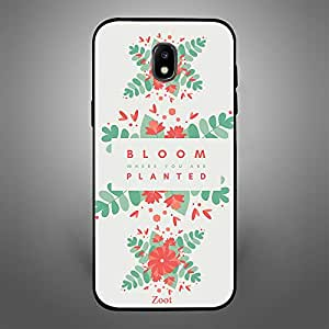 Samsung Galaxy J4 Bloom where you are planted