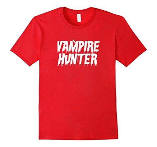 Vampire Hunter Halloween Costume T-Shirt