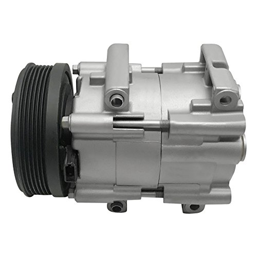 RYC Remanufactured AC Compressor and A/C Clutch EG146