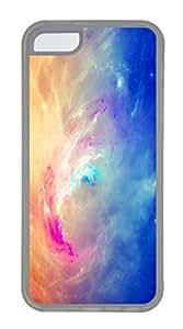 iPhone 5c Case Unique Cool iPhone 5c TPU Transparent Cases Colour Is The Clouds Yello Design Your Own iPhone 5c Case