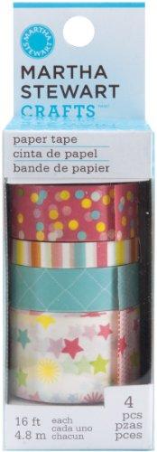 Martha Stewart Crafts Paper Tape, Modern Festive]()