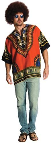 Rubie's Costume Heroes And Hombres Men's Hippie Shirt