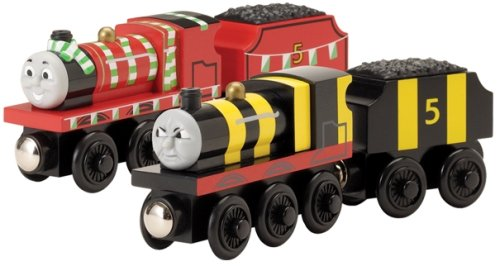Learning Curve Thomas & Friends Wooden Railway - Adventures of James