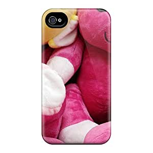 JVEmsYN4346rYXXM Snap On Case Cover Skin For Iphone 5/5s(teddy Bunnies)