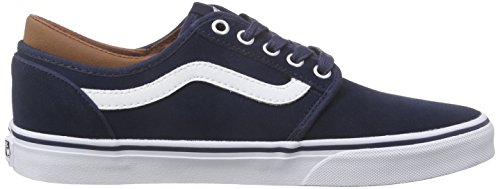 amp;L Dress Baskets Vans White Adulte Basses Mixte Bleu C Atwood Blues 85g05Bq