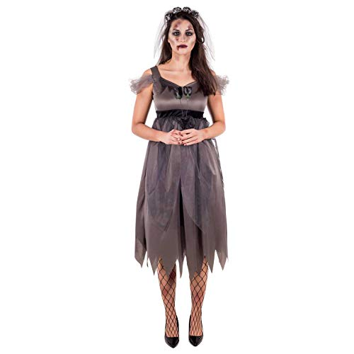 fun shack Women's, Zombie Bride X-Large]()