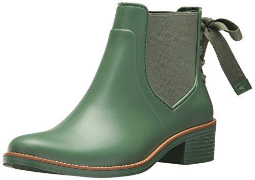 Bernardo Women's Paige Rain Boot Military Rubber