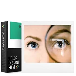 Impossible Spectra Color Polaroid Film, White (4518)
