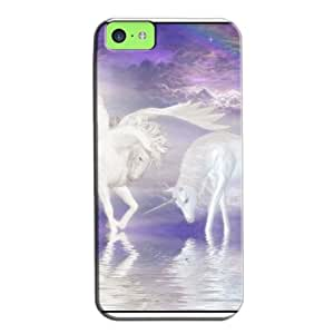 New Style Durable For Iphone 5c Protective Hard Case Silver QMOOLOZyDW