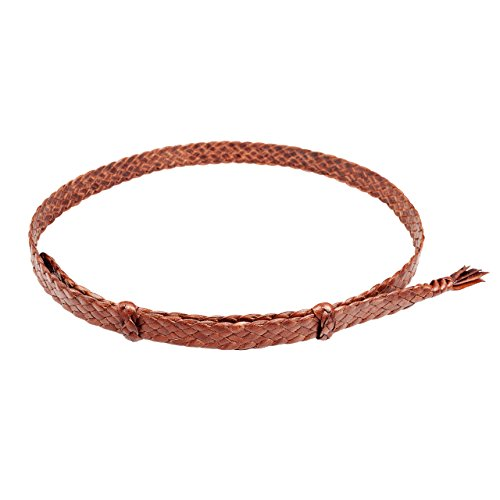 Badgery Belts 6 Plait Flat Kangaroo Plaited Leather for sale  Delivered anywhere in Canada
