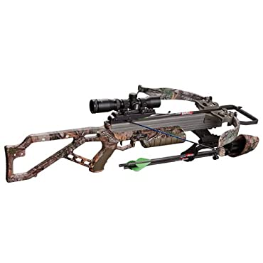 Excalibur Crossbow Micro 315 3315 Crossbow with Dead-Zone, Medium, Realtree Camouflage