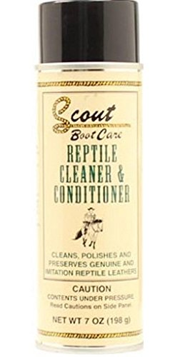- Reptile Cleaner and Contioner - Scout Boot Care