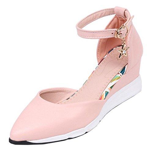 3 Zeppa Melady pink Donne Sandali Casual qP44wx6H