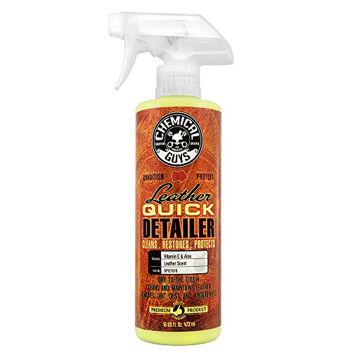 chemical guys leather detailer