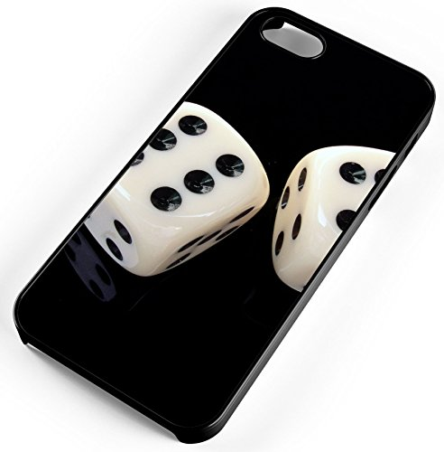 iPhone Case Fits iPhone 4s 4 Dice Box Cars Roll Craps Luck Vegas Smoke Rubber (Smoke Boxcar)