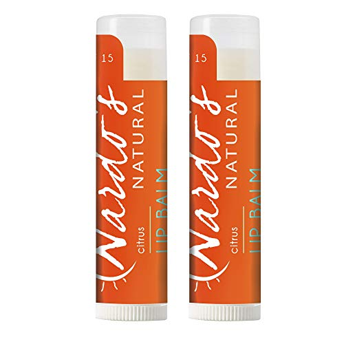 Citrus Spf 15 Lip Balm - Nardo's Natural