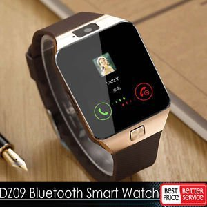b3f3c509439 ROJILL Daps (U9) Bluetooth Smart Wrist Watch Phone With Camera   SIM Card  Support-Gold  Amazon.in  Computers   Accessories
