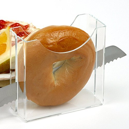 Clear Design Bagel Slicer Holder By Lilgift