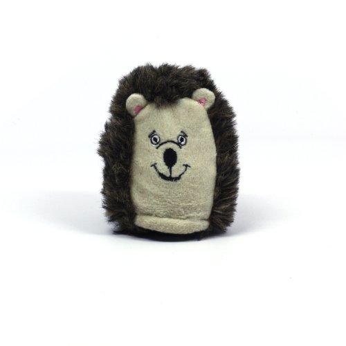 Kyjen Mini Hard Boiled Softies, Hedgehog, My Pet Supplies